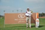 Vinh danh gôn thủ giành Hole in One đầu tiên tại sân BRG Legend Hill Golf Resort