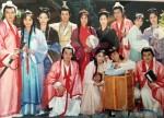 Ảnh hậu trường gây thương nhớ của 'Lương Sơn Bá - Chúc Anh Đài'