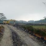 Thái Nguyên: Yêu cầu tạm dừng vận chuyển đất nghi cao lanh ra khỏi dự án