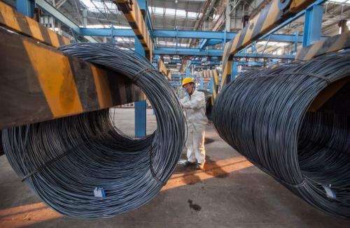Sẽ tăng thuế nhập khẩu đối với các loại sắt thép vào Việt Nam