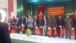 Thanh tra Bộ Xây dựng tặng quà cho gia đình chính sách, hộ nghèo tại Hà Nam