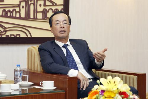 Bộ trưởng Phạm Hồng Hà: Hoàn thiện thể chế - nhiệm vụ quan trọng...