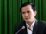 Công bố quyết định kỷ luật Phó Chủ tịch Thanh Hóa