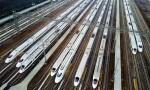 Mạng lưới đường sắt 127.000 km phủ khắp Trung Quốc
