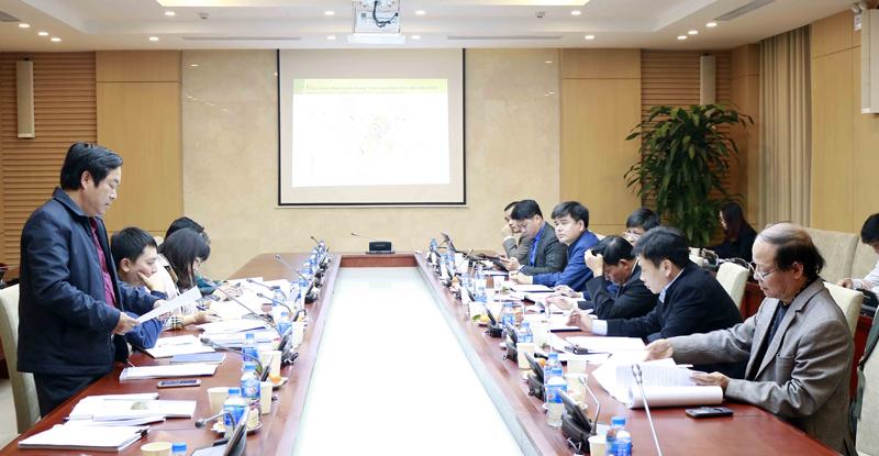 Nhiệm vụ điều chỉnh quy hoạch chung TP Nam Định