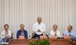 Thủ tướng: Cùng bàn, cùng xốc tới đưa TP.HCM phát triển