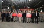 Bộ trưởng Bộ Xây dựng Phạm Hồng Hà thăm, chúc Tết công nhân lao động