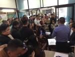 Đà Nẵng: Người dân đòi sổ đỏ khi mua đất do Cty Hoàng Nhất Nam phân phối