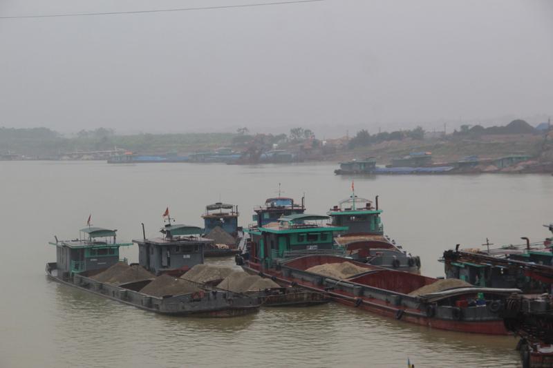 Phú Thọ: Nhiều kết quả trong xử lý vi phạm trên các tuyến sông