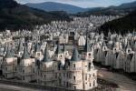Thổ Nhĩ Kỳ: Xót xa 'làng biệt thự' 200 triệu đô tuyệt đẹp bị bỏ hoang
