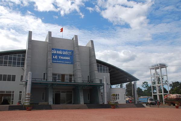 Hướng dẫn việc tổ chức lập Quy hoạch chung xây dựng Khu kinh tế Cửa khẩu quốc tế Lệ Thanh, tỉnh Gia Lai