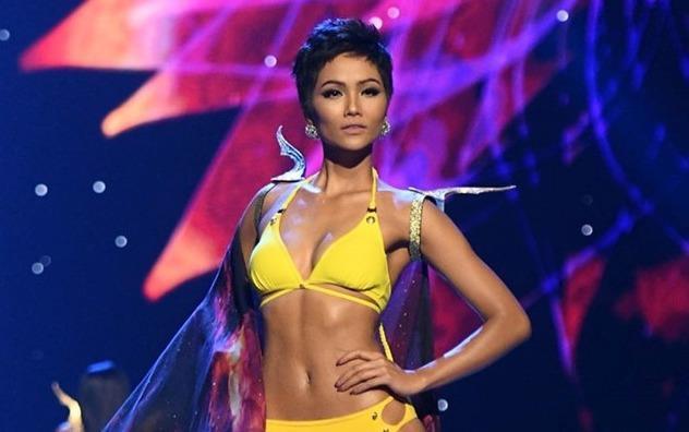H'Hen Niê xuất sắc lọt top 5 Hoa hậu đẹp nhất thế giới 2018