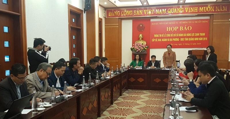 Quảng Ninh: Hơn 2.000 doanh nghiệp tham gia đánh giá năng lực cạnh tranh