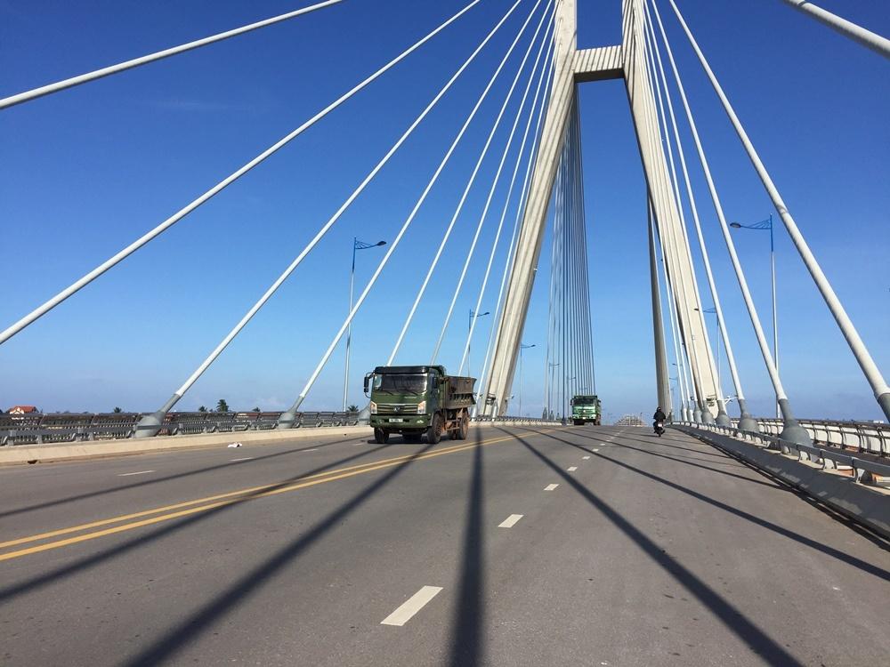 Quảng Bình: Dự án đường nối cầu Nhật Lệ 2 đến đường Hồ Chí Minh nhánh Đông chậm tiến độ