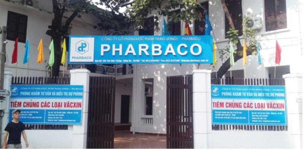 Công ty CP Dược phẩm Trung ương I – Pharbaco sử dụng đất công không đúng mục đích!