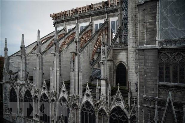 Nhiều kiến trúc sư đề xuất xây phần mái của Nhà thờ Đức Bà bằng gỗ