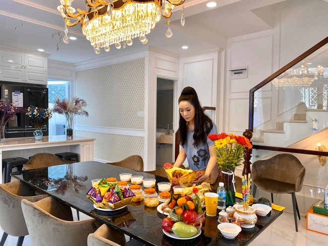 Biệt thự mới của Trịnh Kim Chi