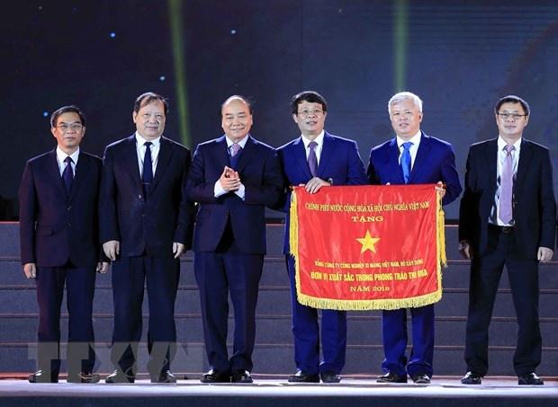 Thủ tướng dự Lễ kỷ niệm 120 năm ngành Xi măng Việt Nam