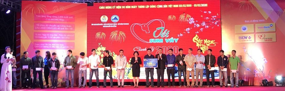 14 gian hang khong dong phuc vu mien phi cho nguoi lao dong da nang