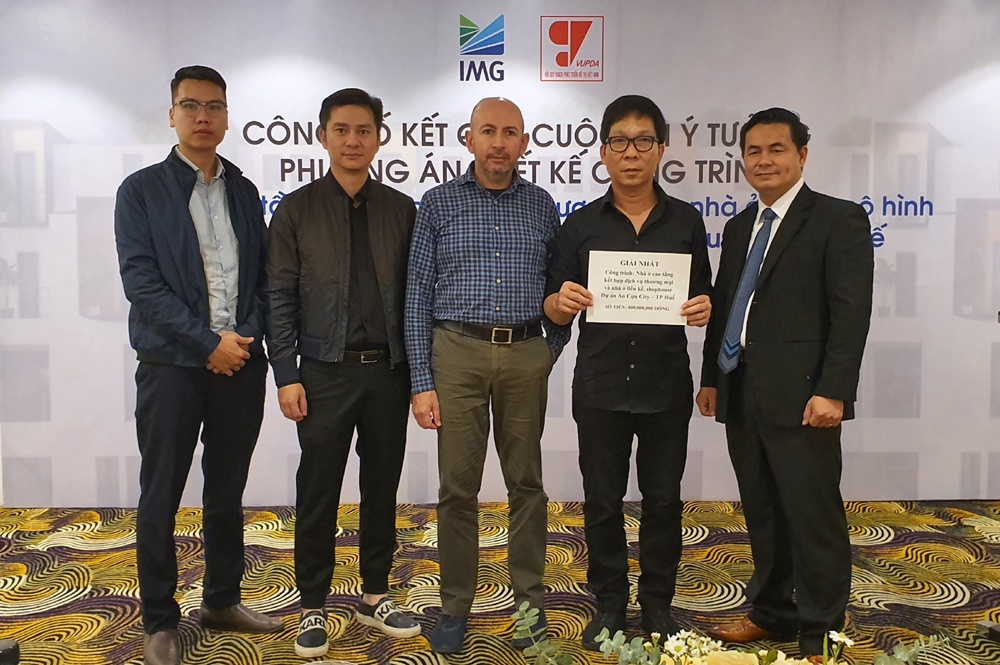 TT-As đoạt 3 giải Nhất cuộc thi ý tưởng thiết kế cho dự án An Cựu City – Thành phố Huế