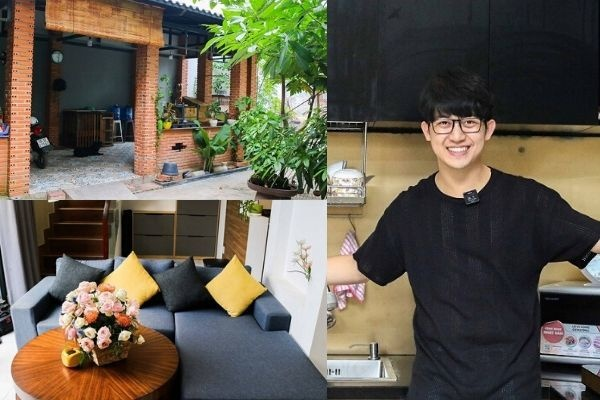 VJ Quốc Bảo tốn 700 triệu tự thiết kế nhà theo phong cách riêng
