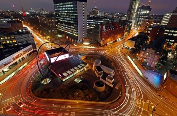 London là thành phố hàng đầu châu Âu thu hút đầu tư cho công nghệ