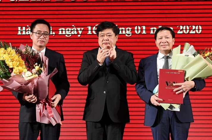 Công bố quyết định nhân sự của Thủ tướng Chính phủ