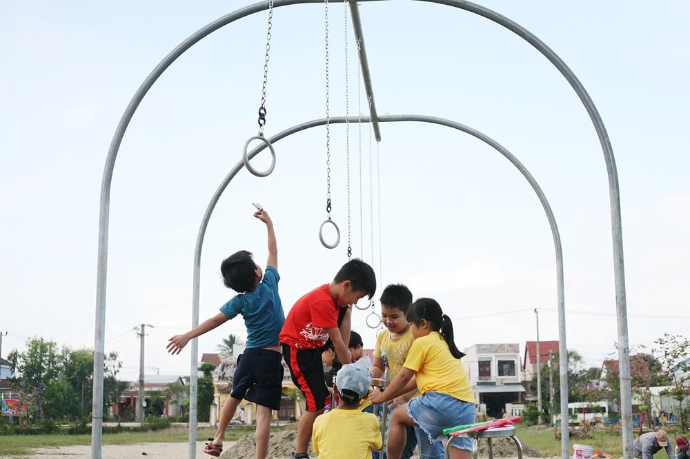 Think playgrounds ra mắt hệ đu vòng đầu tiên ở Việt Nam tại Hội An