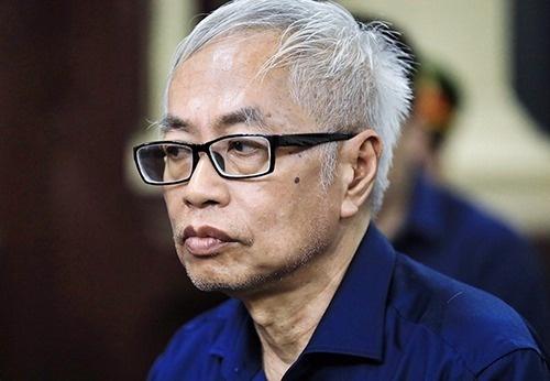 Ông Trần Phương Bình bị cáo buộc gây thiệt hại 9.640 tỷ đồng