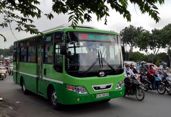 WB tiếp tục hỗ trợ hành lang xe buýt nhanh tại thành phố Hồ Chí Minh