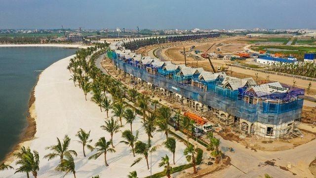 Biệt thự Gia Lâm, Hoài Đức trung bình 98 triệu đồng mỗi m2