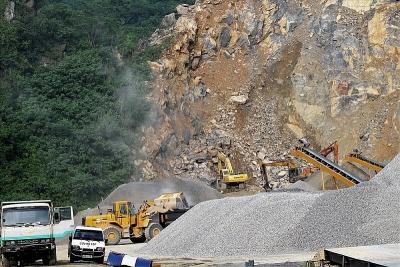 Nhiệm vụ lập Quy hoạch thăm dò, khai thác khoáng sản làm vật liệu xây dựng