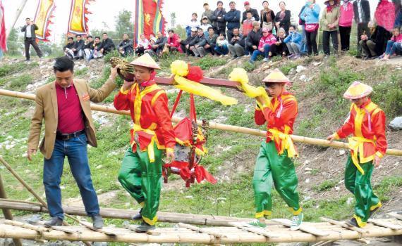 Thái Bình: Sẵn sàng phục vụ lễ hội đền Trần