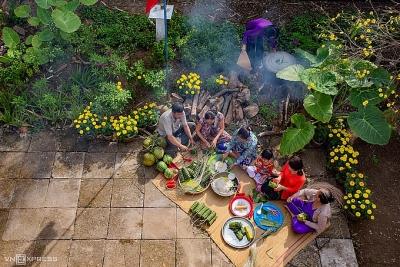 Sắc màu mùa xuân trên khắp Việt Nam