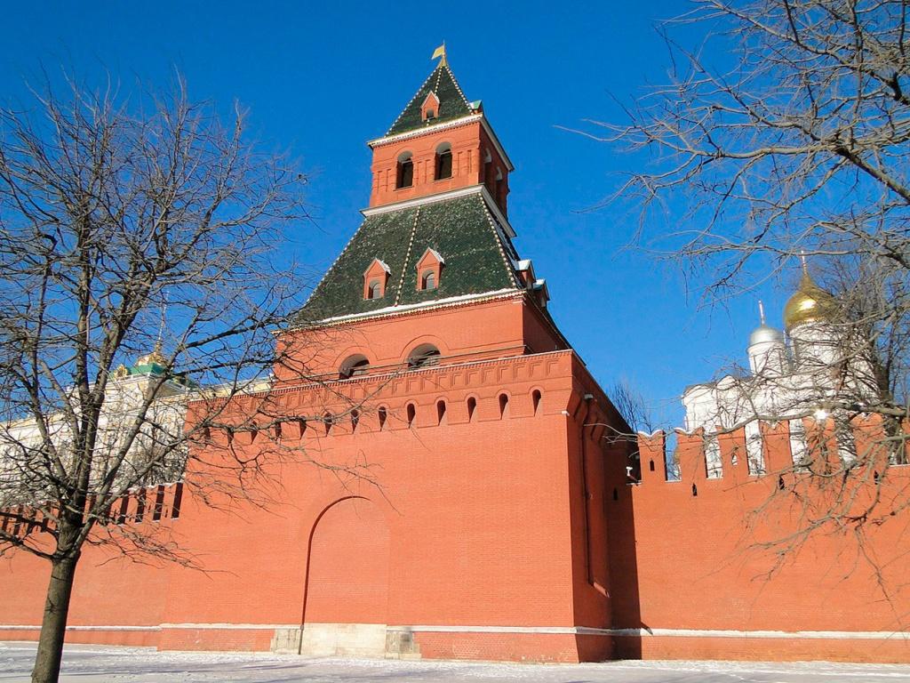 kham pha bi an long dat ben duoi dien kremlin