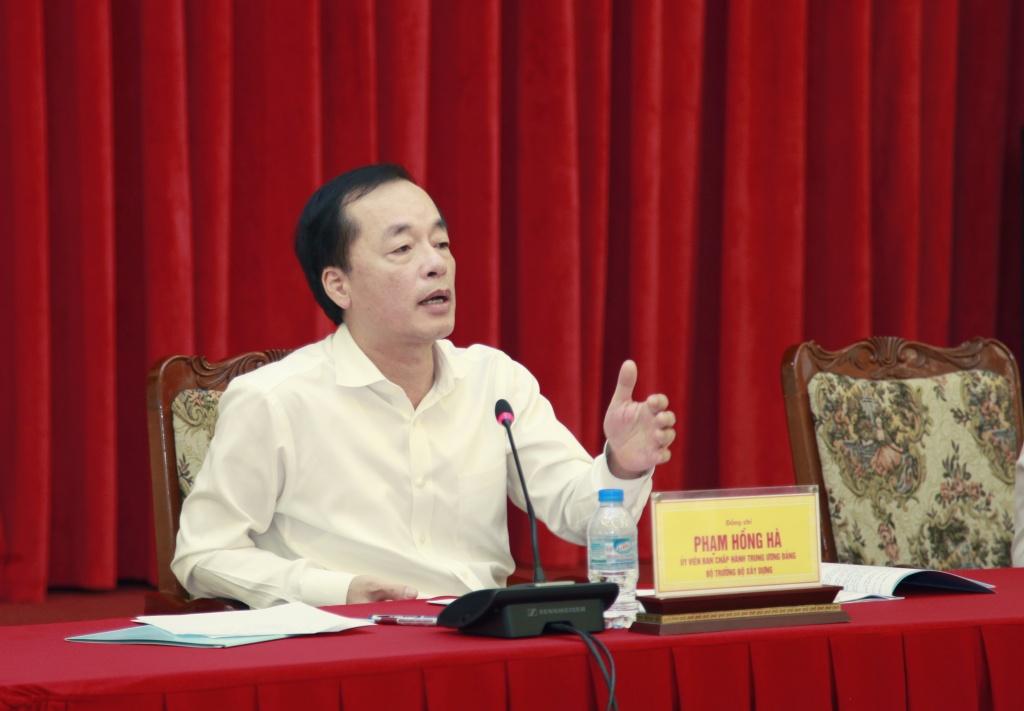 bo truong pham hong ha dot pha the che tao thuan loi cho nguoi dan doanh nghiep
