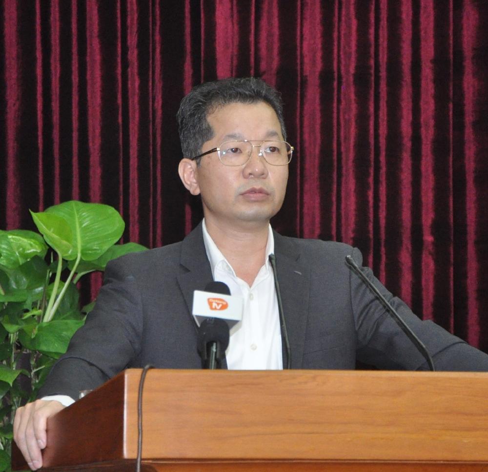 """Đà Nẵng chọn chủ đề năm 2021 là """"Năm khôi phục tăng trưởng và đẩy mạnh phát triển kinh tế"""""""