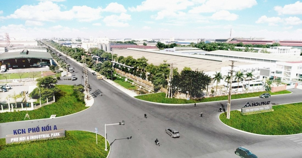 Bổ sung 2 khu công nghiệp vào Quy hoạch phát triển các khu công nghiệp ở Việt Nam