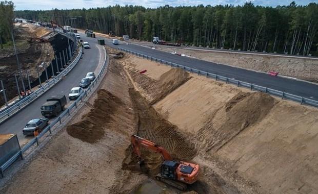 Nga khởi công siêu dự án đường bộ lớn nhất trong vòng 30 năm qua