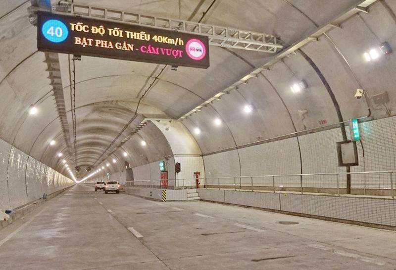 Sẽ khánh thành hầm đường bộ Hải Vân 2 vào ngày 11/1