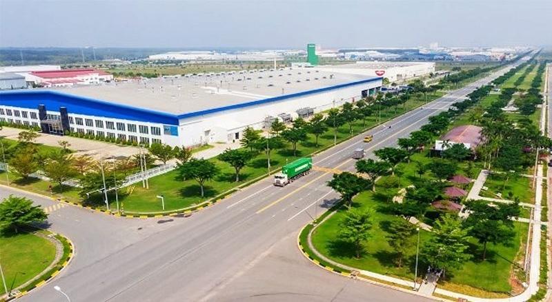 Bất động sản công nghiệp Việt Nam tăng trưởng tích cực