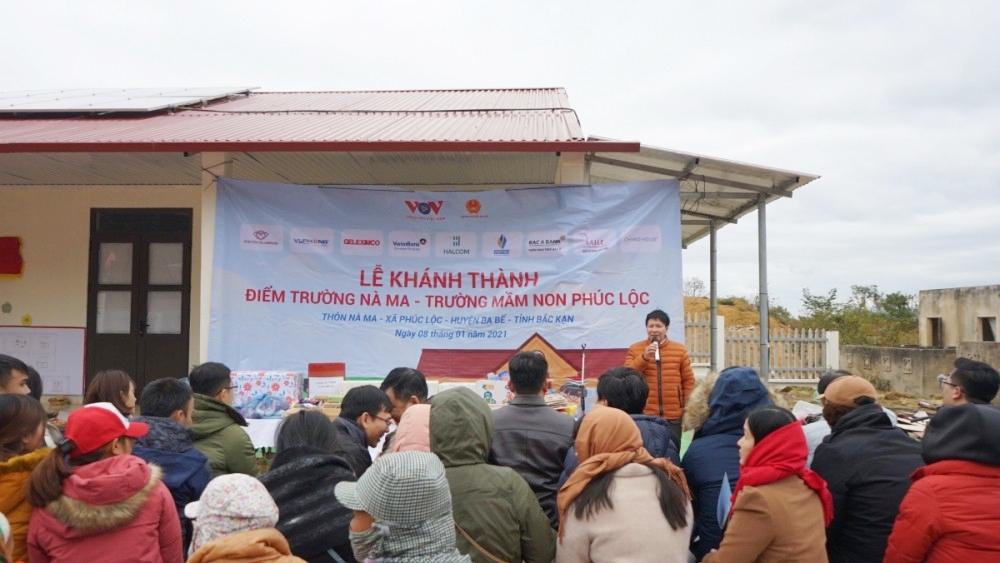 Bắc Kạn: Dừng thực hiện Dự án Trường dân tộc nội trú Chợ Mới