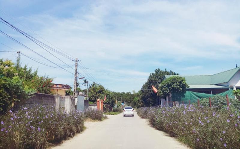 Hòa Bình: Đầu tư 82 tỷ đồng đường Thượng Cốc - Phú Lương