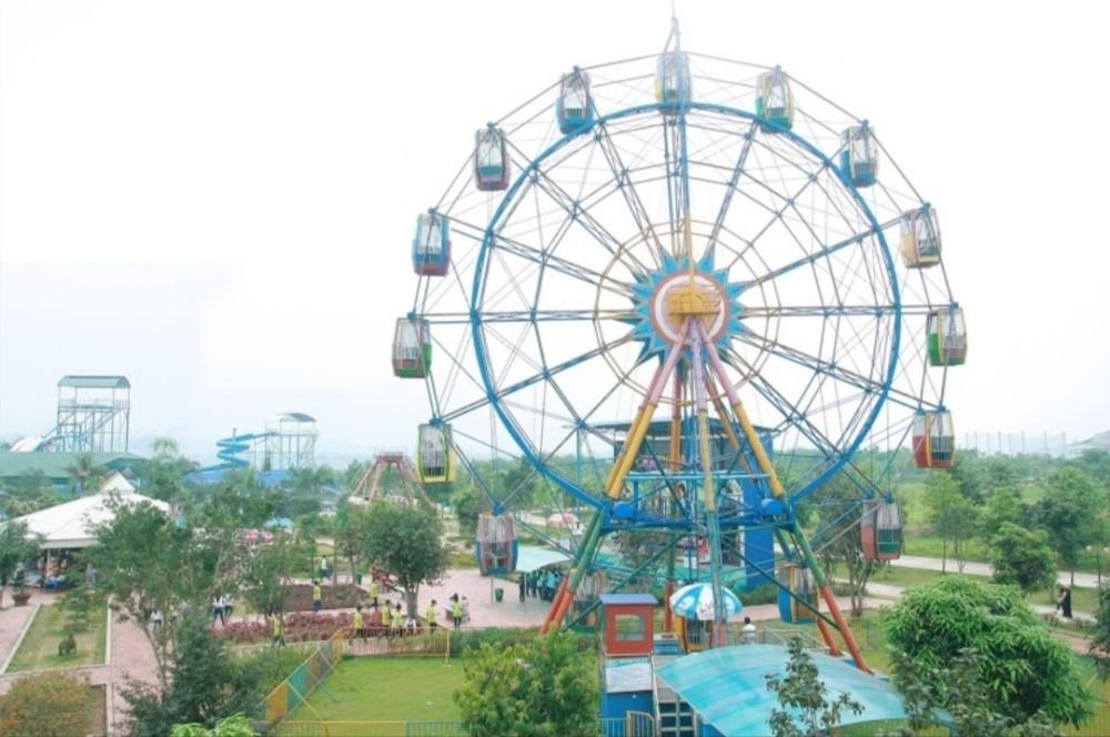 Thanh Thủy (Phú Thọ): Tai nạn Khu du lịch Đảo Ngọc Xanh khiến 1 người chết, 2 người bị thương