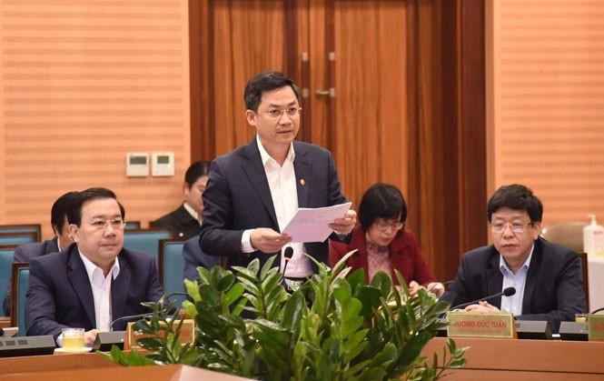 Hà Nội xây dựng 3 kịch bản tăng trưởng năm 2021