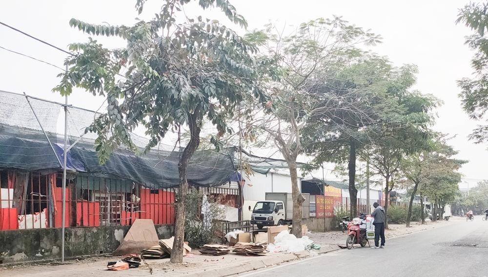 Nam Từ Liêm (Hà Nội): Thiếu quyết trong xử lý vi phạm, nhà xưởng không đúng mục đích vẫn ung dung tồn tại