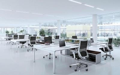 Một số ý tưởng thiết kế nội thất văn phòng tiết kiệm chi phí