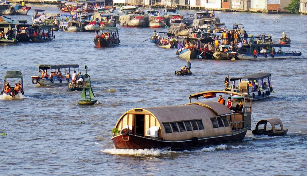 Cần Thơ: Xây dựng sản phẩm du lịch đặc thù sông nước mời gọi du khách