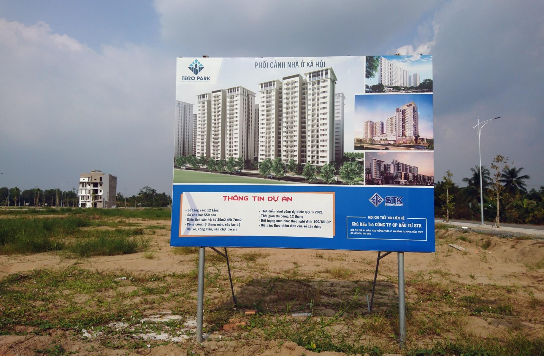 Cần Thơ: Công ty Cổ phần đầu tư STK đủ điều kiện huy động vốn đầu tư xây dựng nhà ở Khu đô thị mới STK An Bình