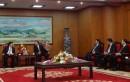 Bộ trưởng Trịnh Đình Dũng thăm, chúc Tết Đảng bộ, Chính quyền và Nhân dân tỉnh Vĩnh Phúc